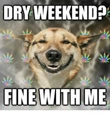 Stanford Meme - dry weekend fine with me meme tom meme on sizzle