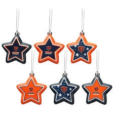 chicago bears ornaments bears tree ornaments