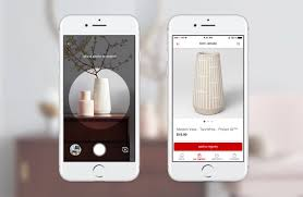 target embedding pinterest camera search tool in its app wsj