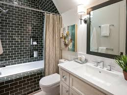 bathrooms design glass border tiles for bathrooms accent wall