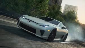 lexus sport car lfa lexus lfa need for speed wiki fandom powered by wikia