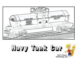trains are running on the track inside train tracks coloring pages