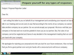 investor rejection letter samples rejection letter sample for job