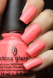 china glaze neon u0026 on u0026 on eeeek nail polish nails
