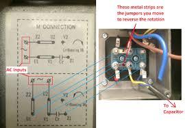 single phase capacitor motor wiring diagram gooddy org