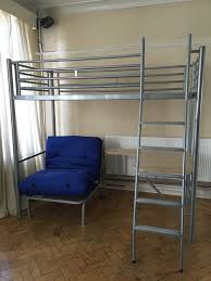 Bunk Bed With Desk And Futon Jay Be High Sleeper Bunk Bed With Desk U0026 Futon In Grangetown