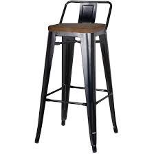 furniture stylish and comfort low back counter stools u2014 pack7nc com