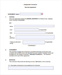 sample contract agreement 8 documents in pdf word