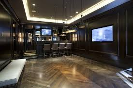 Soundproof Basement - austin soundproof basement ceiling home office contemporary with