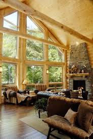 log homes interior how to re design your log home interior