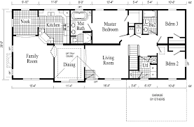 house plan enchanting house plans rectangular shape contemporary
