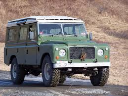 green land rover what color is this stage one
