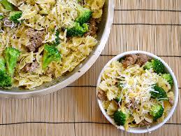 Pasta Sausage Spicy Sausage And Broccoli Pasta Budget Bytes