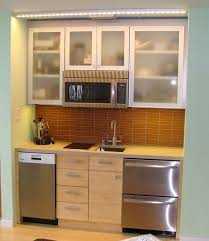 mini kitchen design ideas mini kitchen smart idea to put the microwave up and cupboards