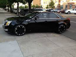cadillac cts 20 inch wheels purchase used 2008 cadillac cts4 all wheel drive panoramic moon