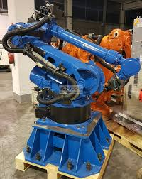 motoman used es165n 100 eurobots net
