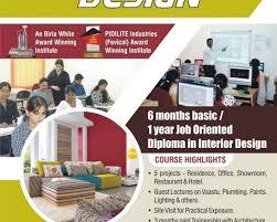 Courses Interior Design Brilliant Interior Designing Courses - Interior design advertising ideas
