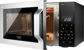 design mikrowelle caso design mikrowelle tmg25 menu touch mit grill 25 liter