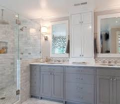 grey and white bathroom ideas nobby white bathroom ideas with gray and cintascorner grey for house