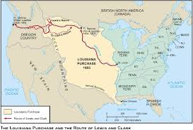 usa map louisiana purchase the louisiana purchase made the usa pay 15 million doll thinglink