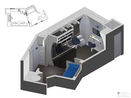 Star Trek Enterprise Floor Plans by Ex Astris Scientia Galleries Original Enterprise Interiors
