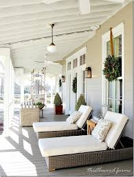 southern living porches 20 decorating ideas from the southern living idea house