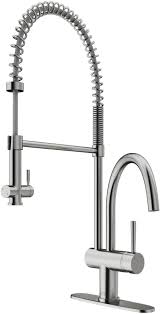 Vigo Stainless Steel Pull Out Kitchen Faucet Vigo Stainless Steel Pull Down Kitchen Faucet Modern Kitchen