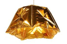 Innermost Lighting Dent 53 Pendant Light Gold By Chak For Innermost
