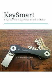 travel keys images Is keysmart your compact travel key holder solution jpg