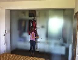 armadio con ante in vetro porte in vetro scorrevoli