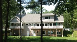 castles and cabins home builders in michigan