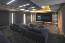 Theater Room Seating Home Theatre Interior Design Pictures