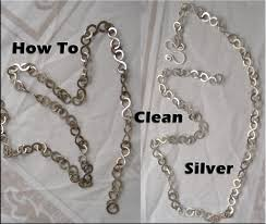 how to clean silver jewelrylessons jewelry