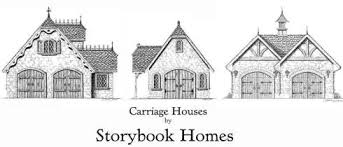Storybook Home Plans Old World Styling For Modern Lifestyles Carriage Style House Plans
