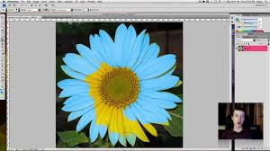 how to change the color of an object in photoshop youtube