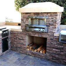 Outdoor Kitchen Pizza Oven Design Pizza Oven Backyard Outdoor Kitchens With Pizza Oven Pizza Oven