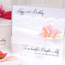 luxury personalised handmade birthday cards greetings cards uk