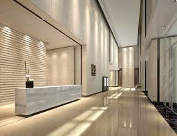 Commercial Interior Decorator Modern Office Lobby Design Commercial Interior Design