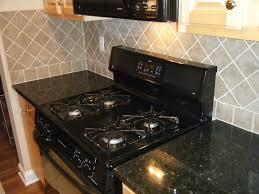 kitchen inspiring kitchen design ideas with black granite counter