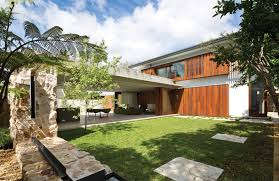 Modern Day Houses by Hunters Hill House Arkhefield Archdaily