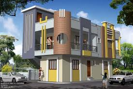 Cute House by Sweet Home Design And Cute House Design Rachana Architect