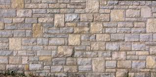decor random size faux stone wall in cream for home decoration ideas