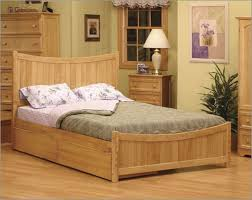 Build Platform Bed How To Build A Platform Bed From A Waterbed Frame Hunker
