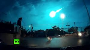 light in sky today shooting star meteor lights up thailand sky youtube