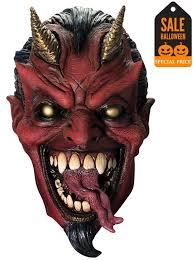spirit halloween gas mask mask for halloween devil clown mask spirit halloween evil