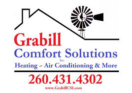 Comfort Solutions Heating Cooling Bbb Business Profile Grabill Comfort Solutions Inc