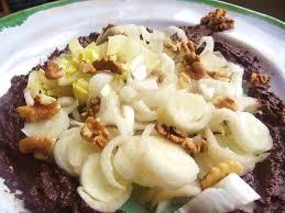 cuisiner des endives salade d endives à la tapenade et aux noix cnrs cuisiner nuit