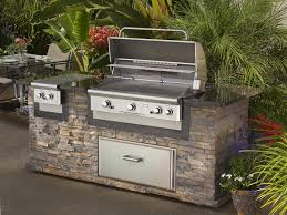 prefab outdoor kitchen cabinets white brick l shaped outdoor