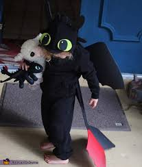 Toothless Costume Dragon Baby Costume