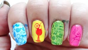 lacquered lawyer nail art blog summer vacation
